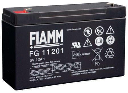 Fiamm akumulator 6V 12Ah (FG11201)