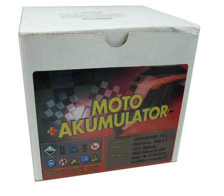 Akumulator za motor (Hermetični, 12V 8.6Ah) (YTZ10S)
