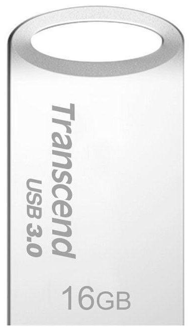 Transcend JetFlash 710 16GB bílý (TS16GJF710S)