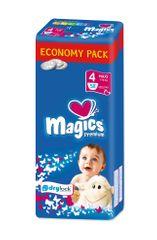 Magics Pieluszki Premium Maxi Ecopack 58 szt.