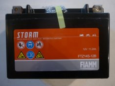 Fiamm moto akumulator (Hermični 12V 11Ah) (FTZ14S-12B)