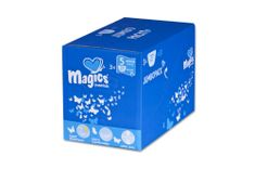 Magics Pieluszki Premium Junior Jumbopack 81 sz