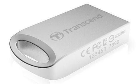 Transcend USB disk 16 GB 510S, srebrn