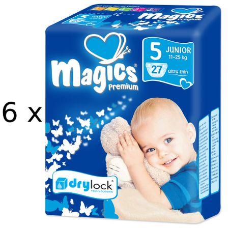 Magics plenice Premium Junior Megapack 162 kosov