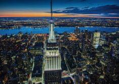 Piatnik New York by night puzzle 1000 db
