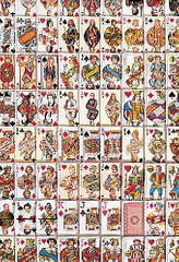 Piatnik Kártyák puzzle 1000 db
