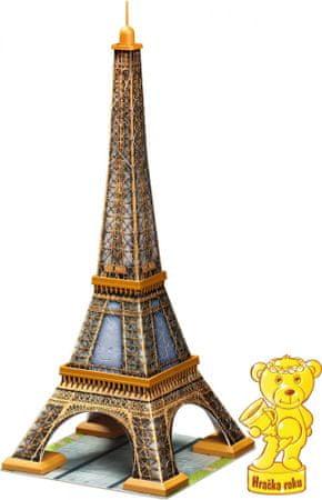 Ravensburger Eiffelova věž 3D 216 dílků