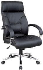 Uredska stolica K-8868, crna