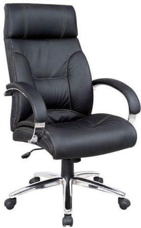 pisarniški stol K-8868, črn