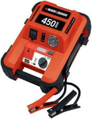 Black+Decker Jumpstarter / Compressor 450A