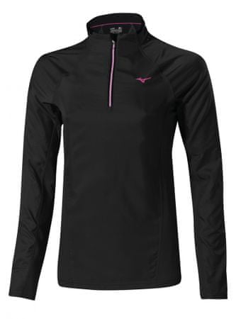 Mizuno Breath Thermo WindTop W Black S