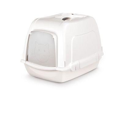 PetInn Kuweta Space Cat Classic - biała