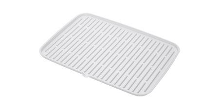 Tescoma odcejalnik posode Clean Kit 42x30 cm, bela