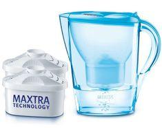 BRITA Marella Cool Memo Vízszűrő kancsó + 3 Filter