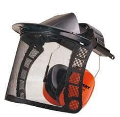 Hecht 900105 - ochrana očí - predný štít so slúchadlami