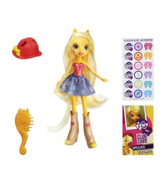 My Little Pony EQUESTRIA Applejeck Girls Játékbaba