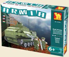 Dromader Klocki Armia 22408 199 elem.