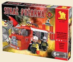 Dromader Klocki Straż Pożarna 21601 309 elem.