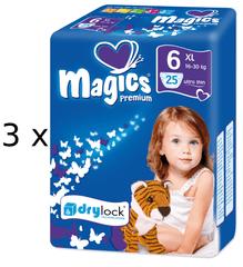 Magics plenice Premium XL Jumbopack, 75 kosov