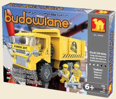 Dromader Klocki Budowlane 29602 264 elem.