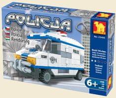 Dromader Klocki Policja 23405 194 elem.