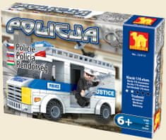 Dromader Klocki Policja 23415 178 elem.