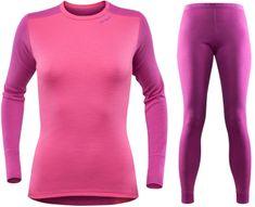 Devold Set Sport Woman Shirt + Sport Woman Long Johns