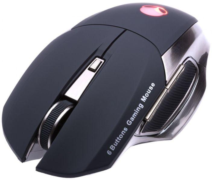 Connect IT ALIEN bezdrátová laserová herní myš (CI-455)
