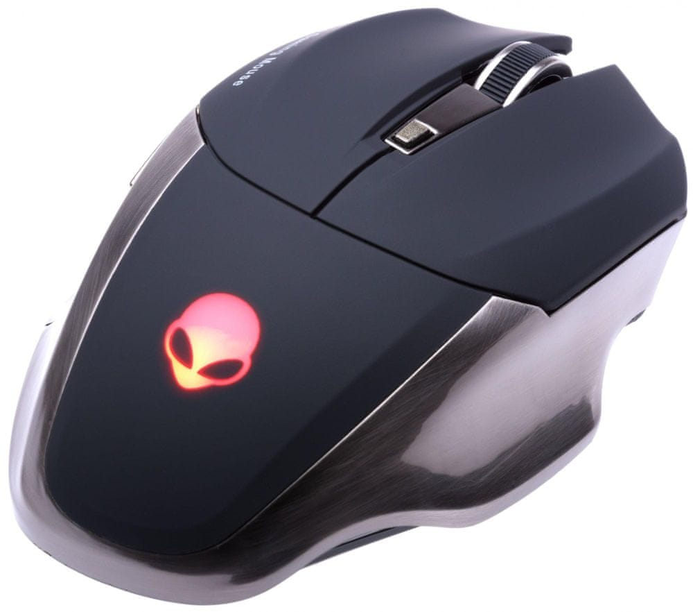 Connect IT Alien, černá (CI-455)