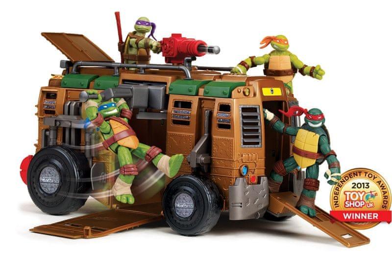 Želvy Ninja TMNT Auto Shellraiser