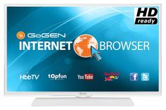 Gogen TVH 32550 WEBW + VOYO na 2 měsíce ZDARMA (po registraci)!
