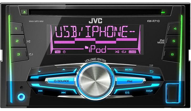 JVC KW-R710