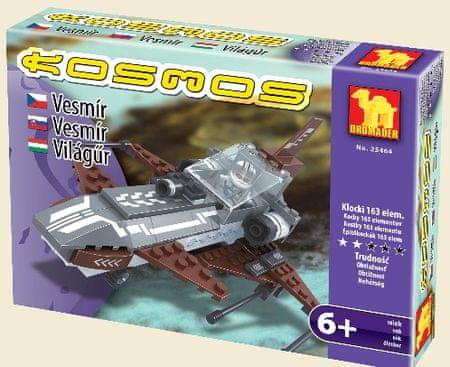 Dromader Klocki Kosmos 25464 163 elem.