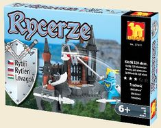Dromader Klocki Rycerze 27501 220 elem.