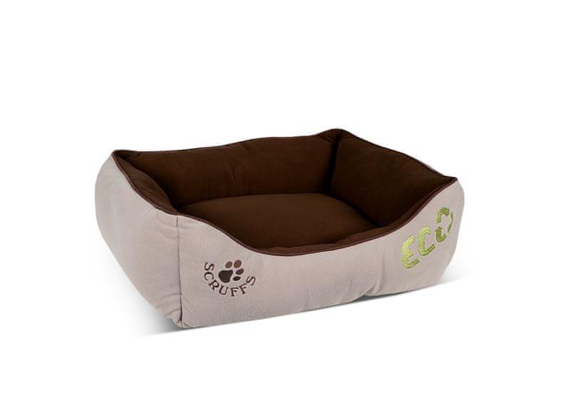 Scruffs ECO Box Bed přírodní vel. S
