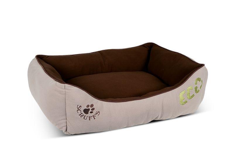 Scruffs ECO Box Bed přírodní vel. M