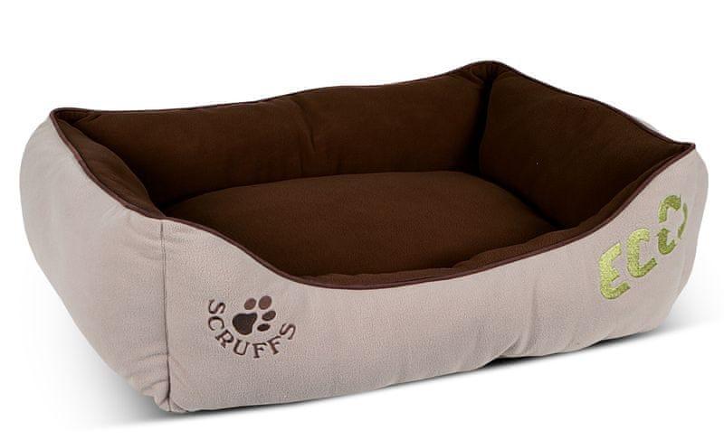 Scruffs ECO Box Bed přírodní vel. L