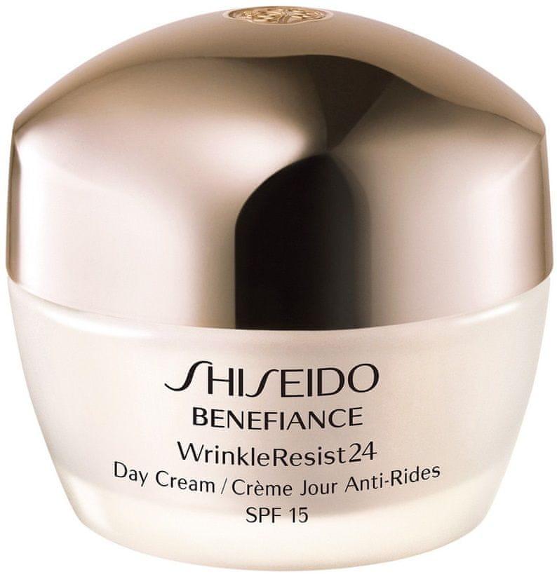 Shiseido Krem na dzień Benefiance Wrinkle Resist 24 - 50 ml