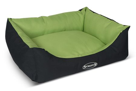 Scruffs krevet Expedition Box Bed, limeta, M
