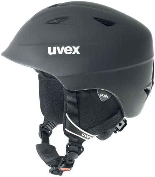 Uvex Airwing 2 Pro, black mat 48-52