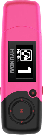 Hyundai MP 366 FMP / 4 GB (Pink)
