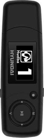 Hyundai MP 366 FMB / 8 GB (Black)