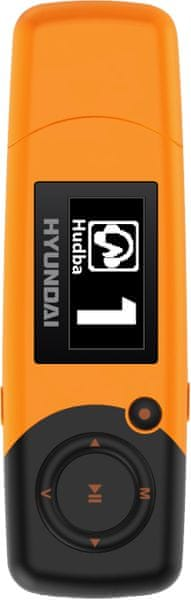 Hyundai MP 366 FMO / 8 GB (Orange)