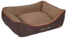Scruffs krevet Thermal Box Bed, smeđi