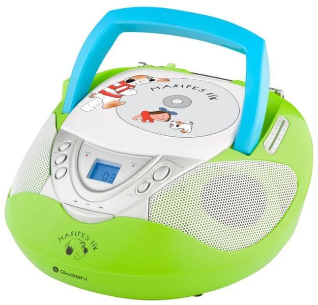 GoGEN MAXI RADIO G, zelená