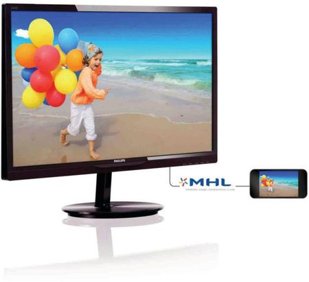 Philips LED LCD monitor 244E5QHAD FHD AH-IPS W-LED