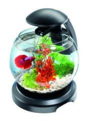 Tetra Cascade LED akvárium, Fekete, 6,8 l