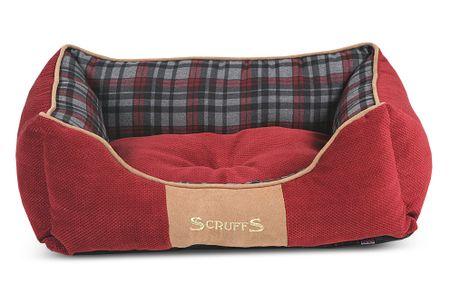 Scruffs Highland ležišče rdeče, XL