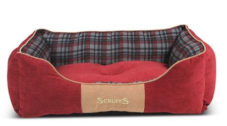 Scruffs Highland ležišče rdeče, L