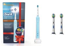 Oral-B Professional Care 500 + EB 25-2 Floss Action